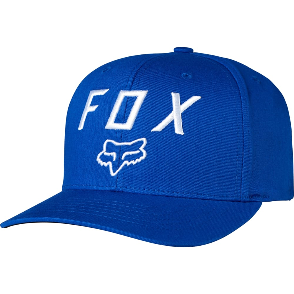FOX RACING Guys' Legacy Moth 110 Snapback Hat - 157-DUSTY BLUE