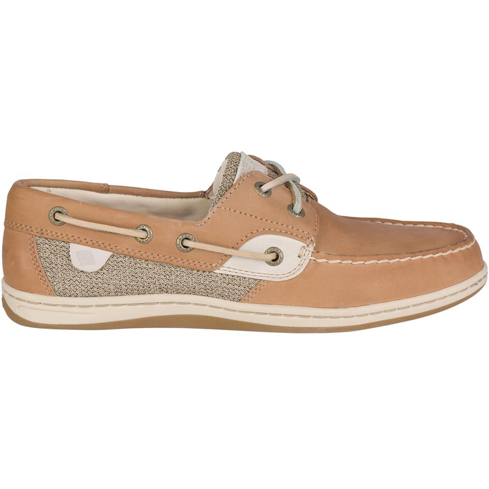 SPERRY Women's Koifish Boat Shoes - LINEN/OAT