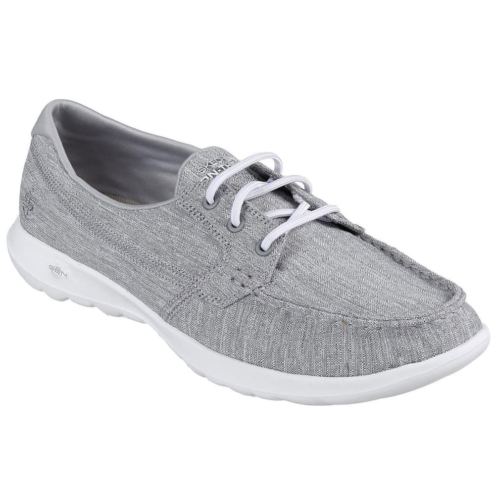 Skechers Women's Gowalk Lite -  Isla Casual Shoes - Black, 6