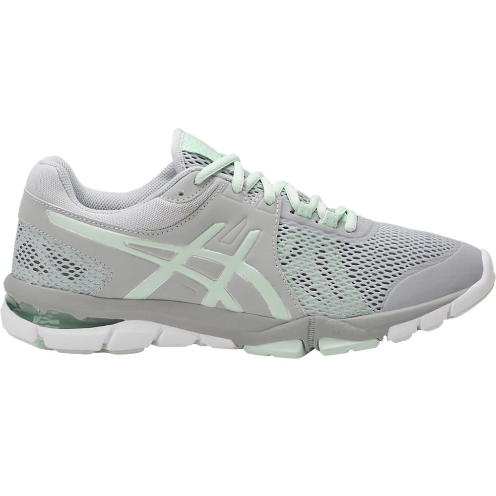 ASICS Women's Gel Craze TR 4 Training Shoes - GREY - 9667