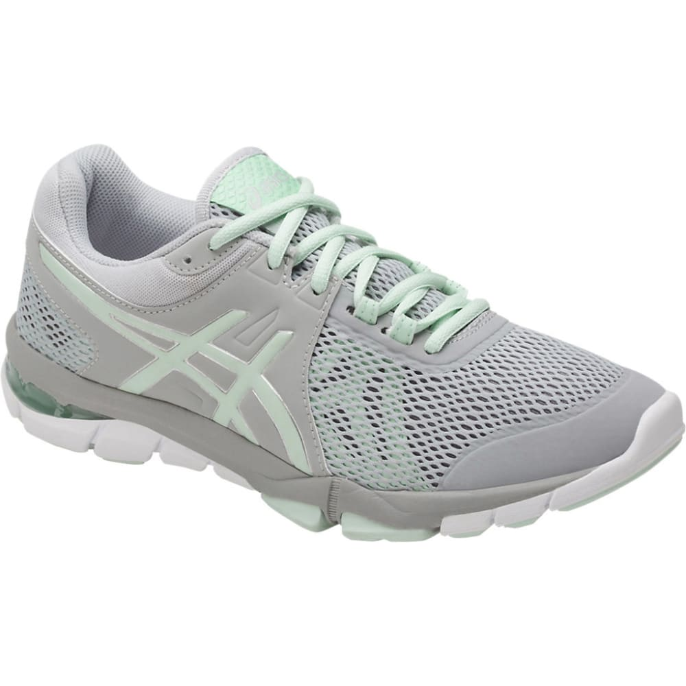 ASICS Women's Gel Craze TR 4 Training Shoes - GREY - 9667