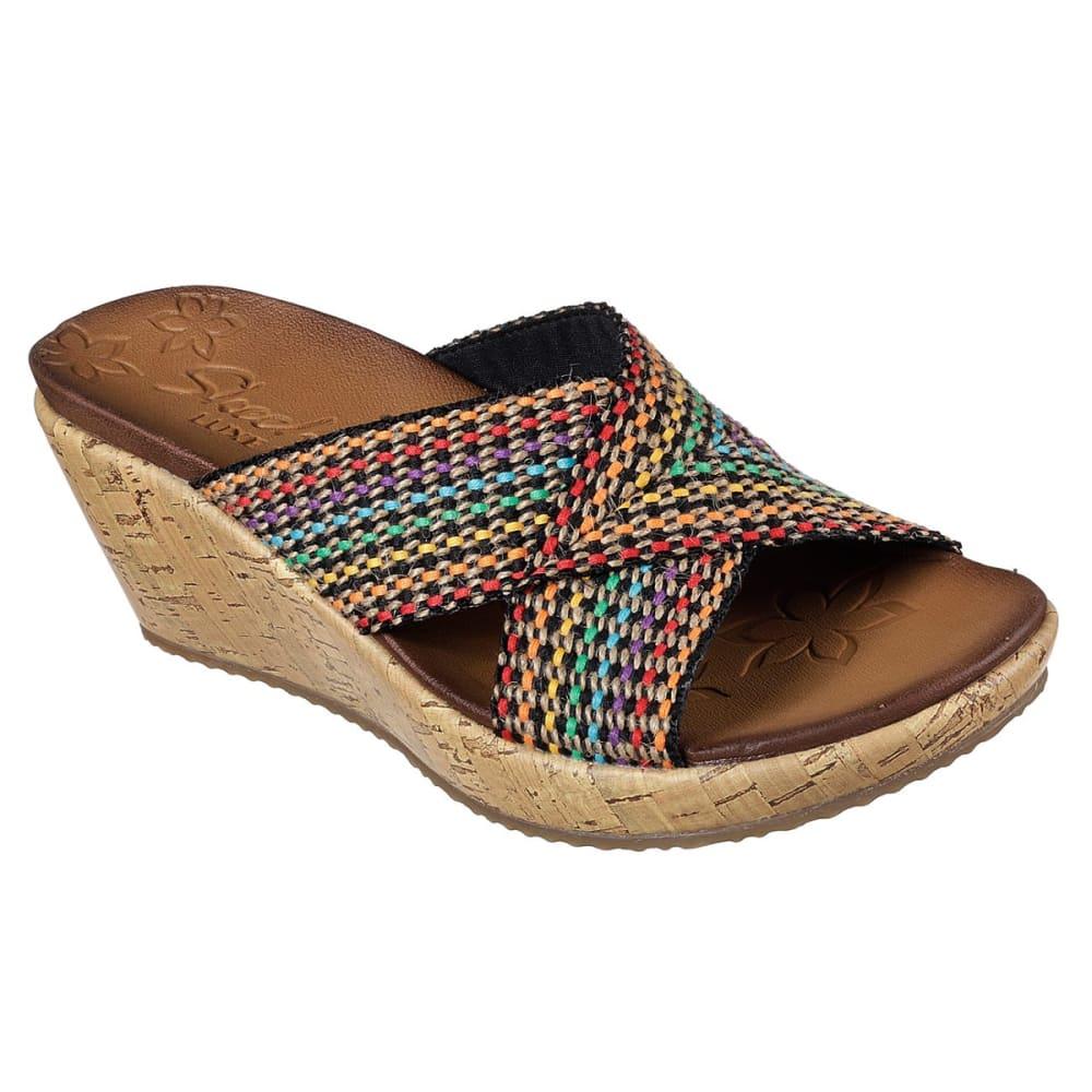 SKECHERS Women's Beverlee – Delighted Sandals - MULTI