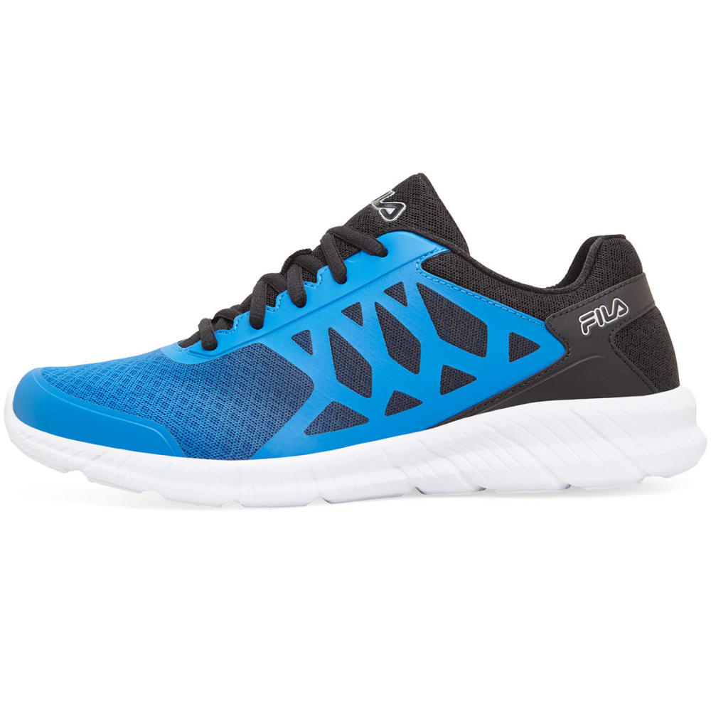 FILA Men's Faction 3 Running Shoes - ELECTRIC BLUE - 409