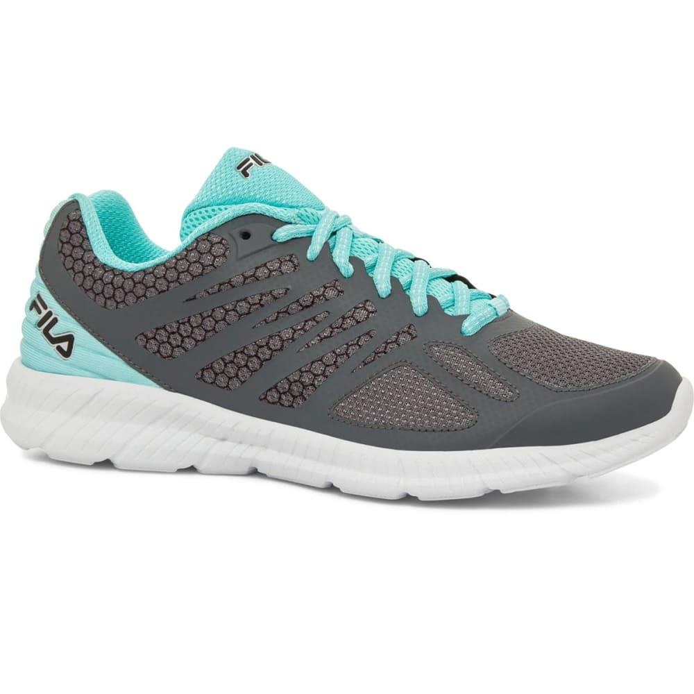 FILA Women's Memory Speedstride TR Trail Running Shoes - CASTLEROCK - 068