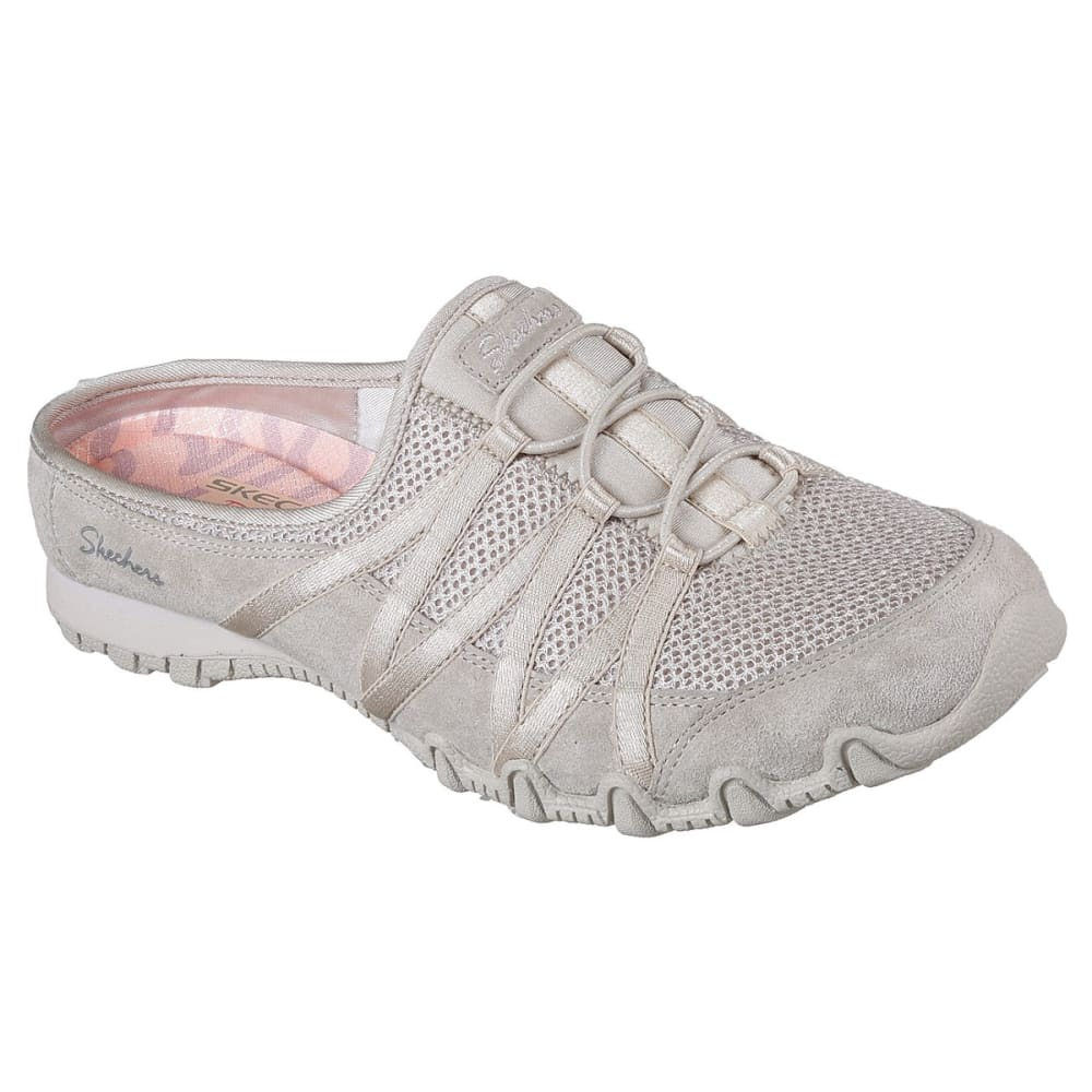 SKECHERS Women's Relaxed Fit: Bikers -  Cuddy Casual Slip-On Shoes 6