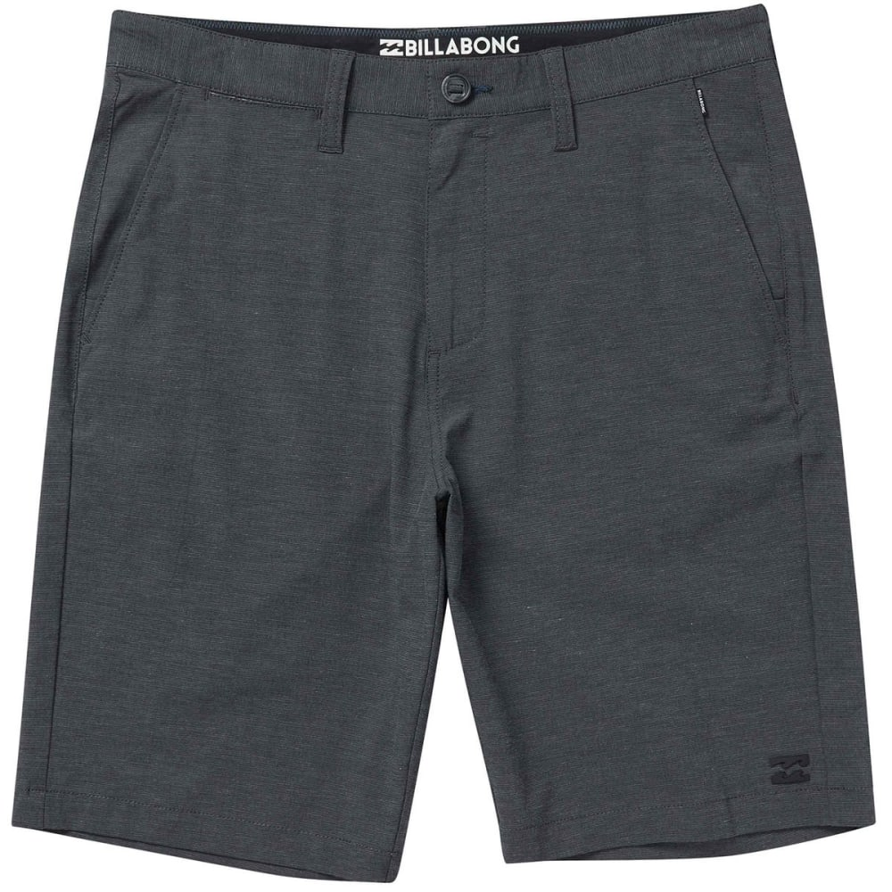 Billabong Guys' Crossfire X Submersibles Shorts - Black, 28