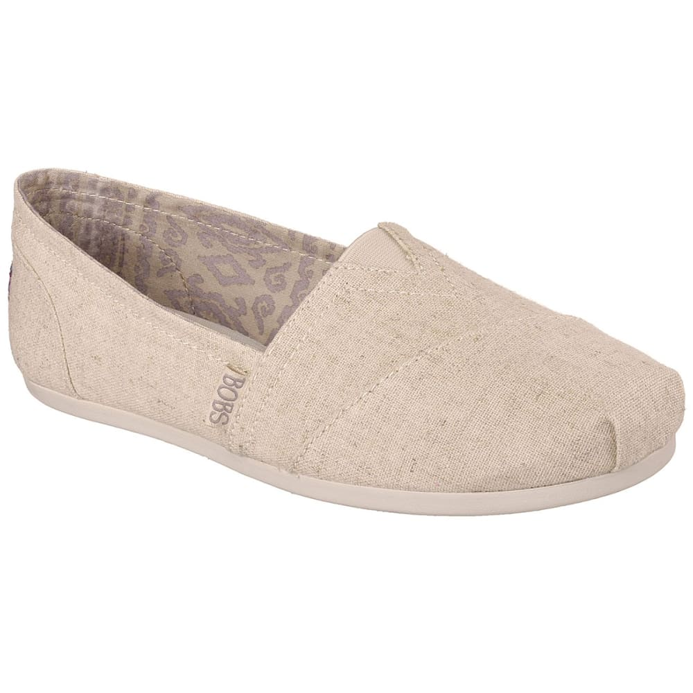 SKECHERS Women's Bobs Plush Best Wishes Casual Shoes 7