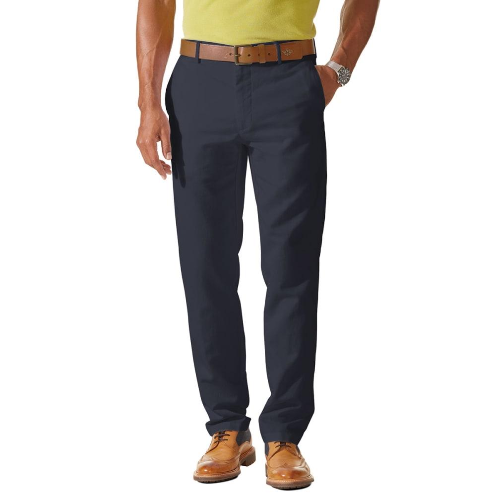 DOCKERS Men's Slim Tapered Fit Signature Khaki Pants - DOCKER NAVY 0008