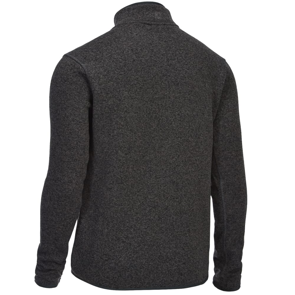 KARRIMOR Men's Life Fleece Pullover - Charcoal Marl