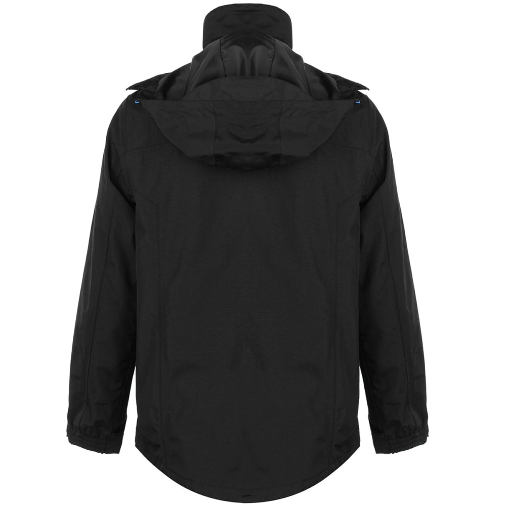 GELERT Men's Horizon Waterproof Jacket - BLACK