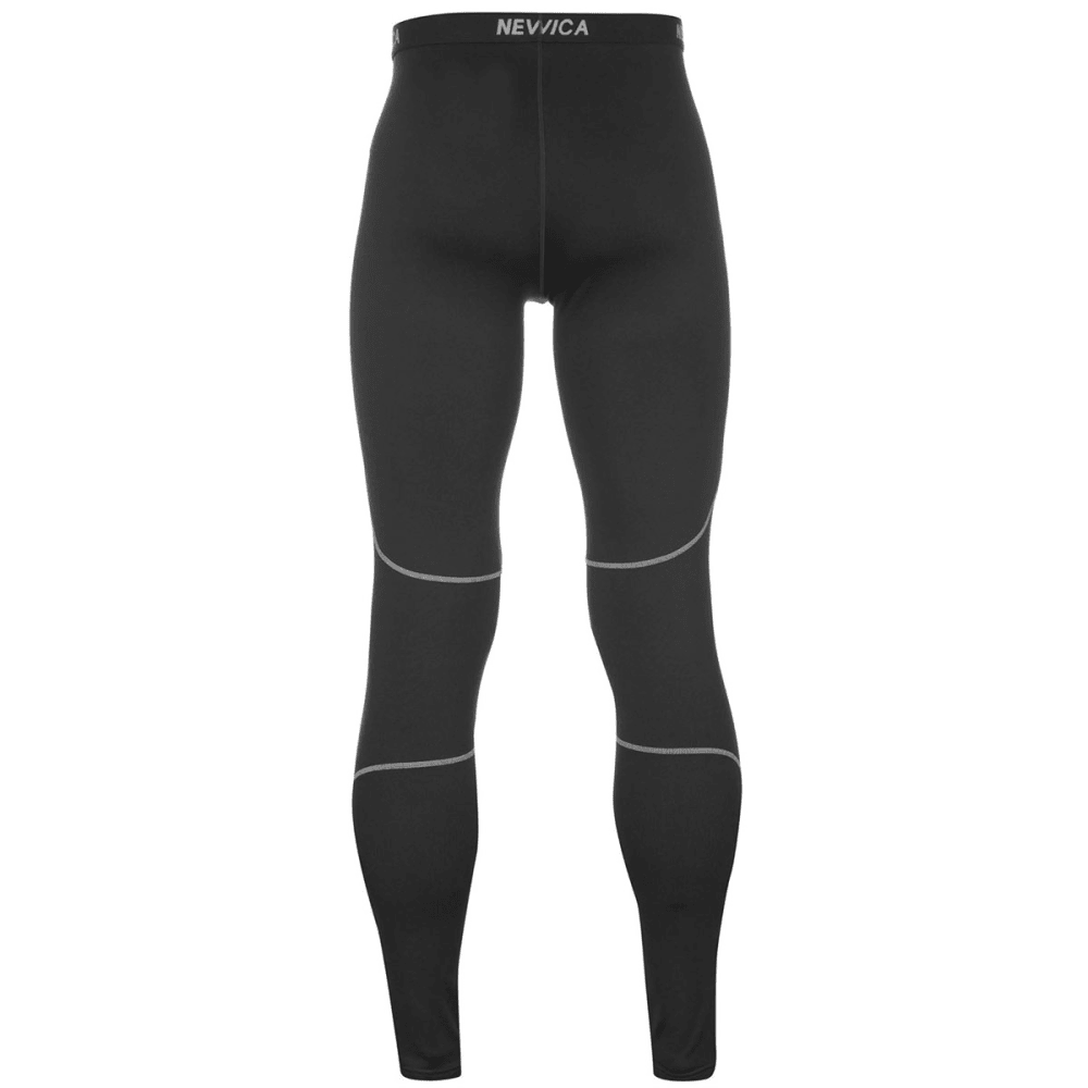 NEVICA Men's Vail Skiing Base Layer Pants - BLACK