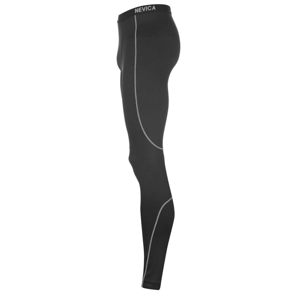 NEVICA Men's Vail Skiing Base Layer Pants - BLACK