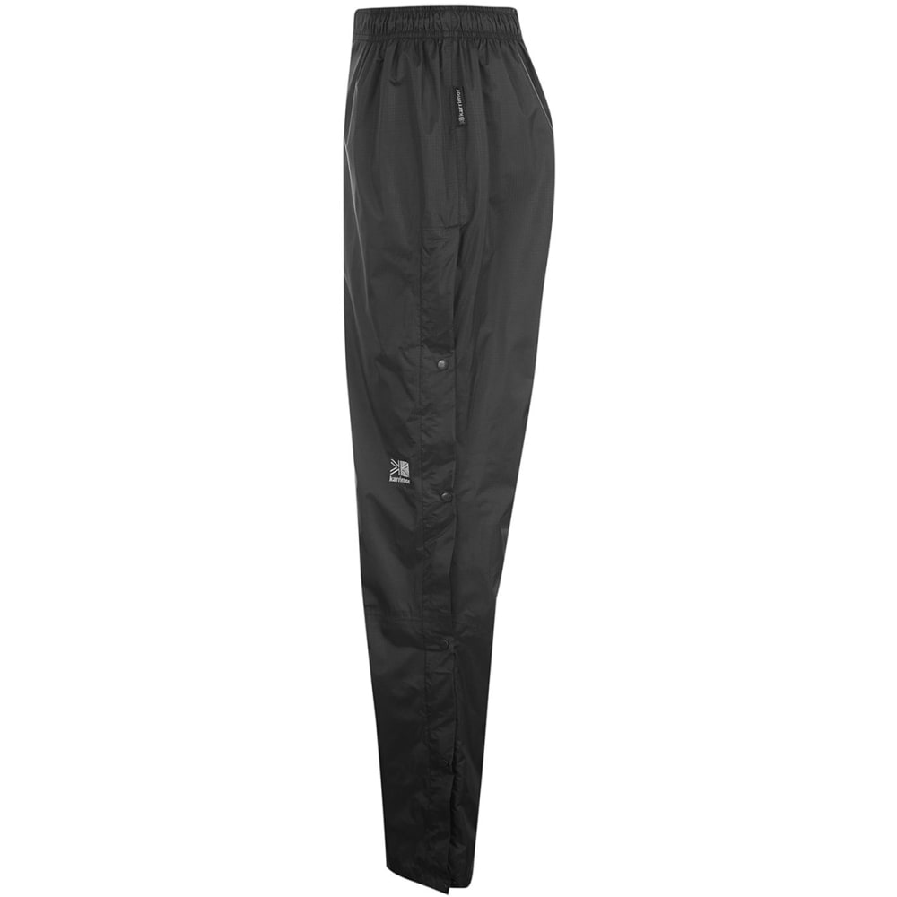 KARRIMOR Men's Orkney Waterproof Pants - BLACK