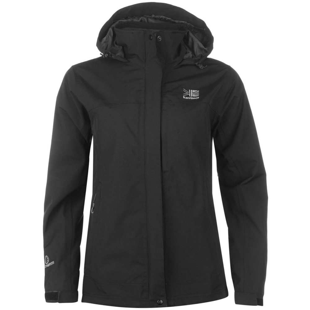 KARRIMOR Women's Urban Jacket - BLACK