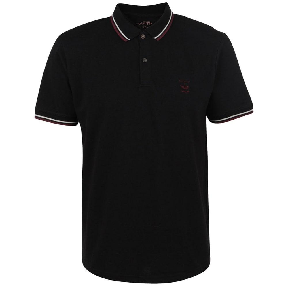 FIRETRAP Men's Lazer Slim Fit Polo Short-Sleeve Shirt S