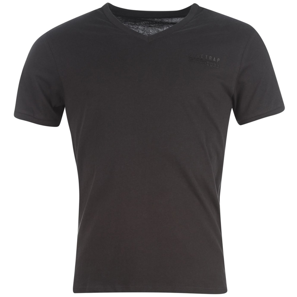 FIRETRAP Men's Path Short-Sleeve Tee S