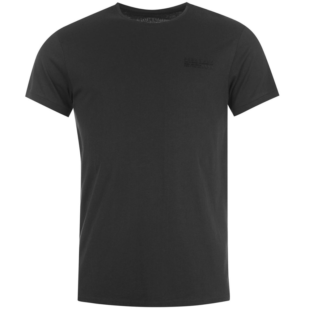 FIRETRAP Men's Trek Short-Sleeve Tee - BLACK