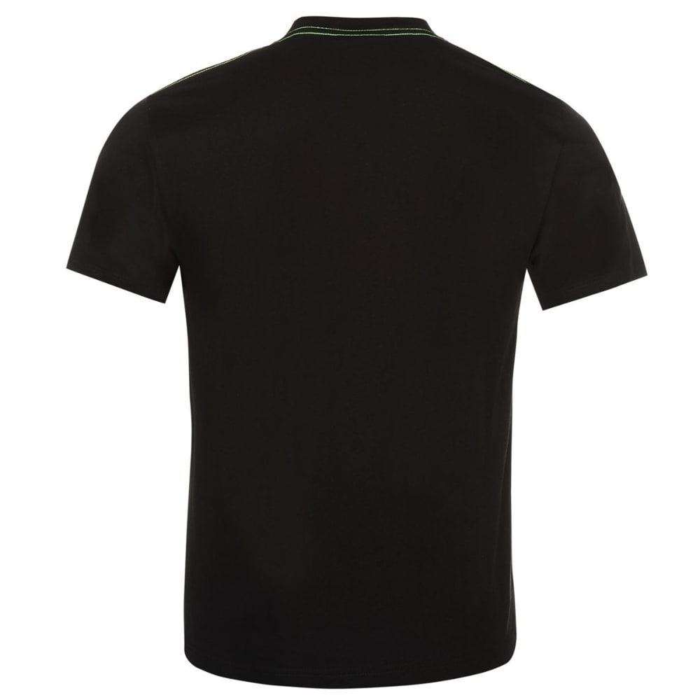 NO FEAR Men's Core Graph Short-Sleeve Tee - BLACK