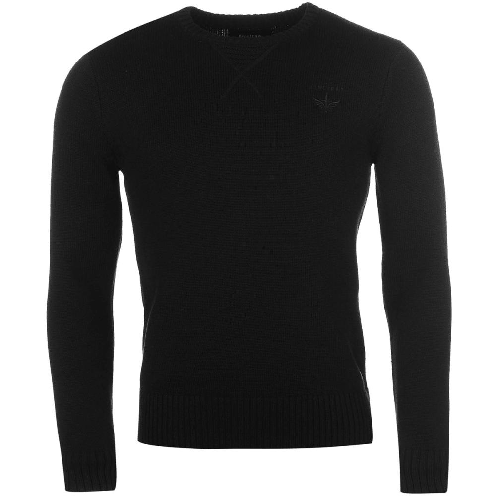 FIRETRAP Men's Galaxade Knit Long-Sleeve Sweater XXL