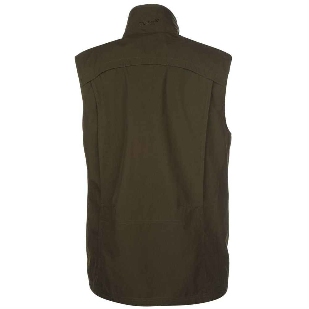 GELERT Men's Lightweight Gilet Vest - Gelert Green
