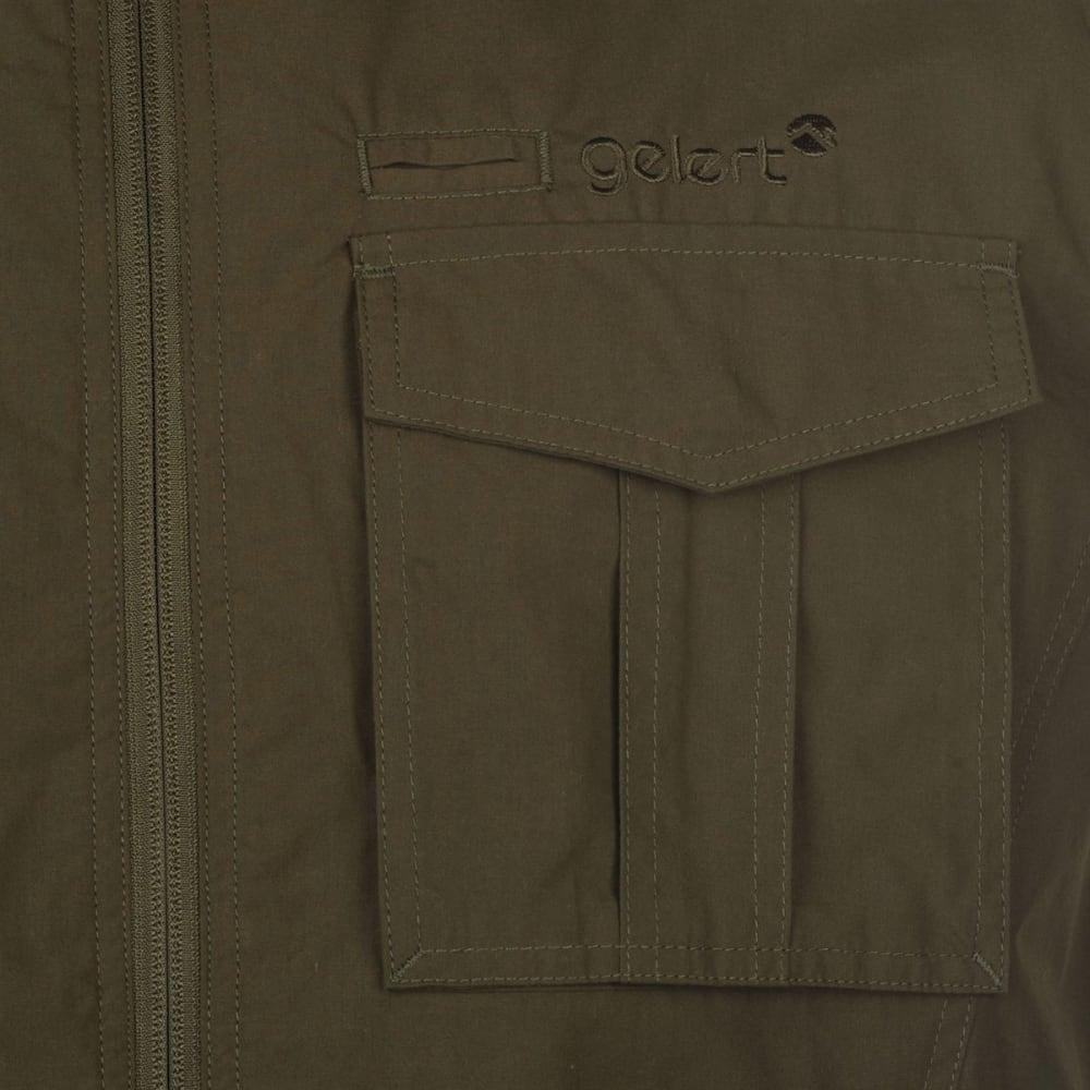 GELERT Men's Lightweight Gilet Vest - Gelert Green