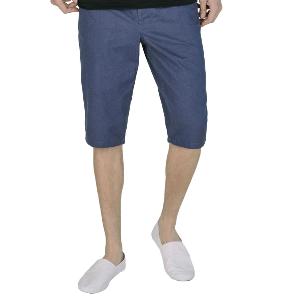 KANGOL Men's Chino Shorts - NAVY