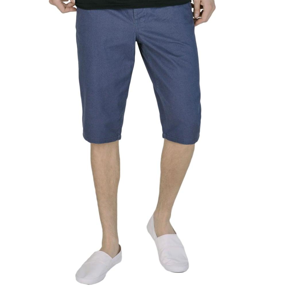 KANGOL Men's Chino Shorts - NAVY