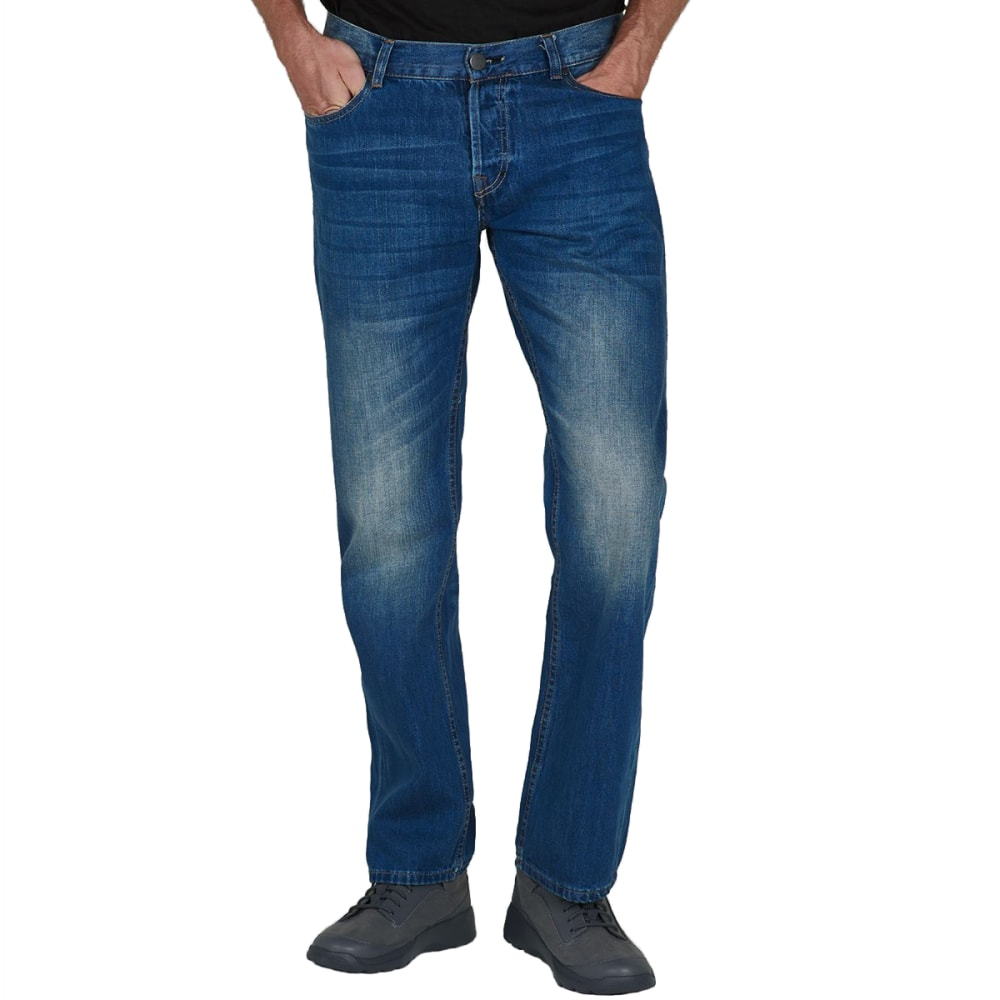 FIRETRAP Men's Rom Jeans - Reg Mid Wash