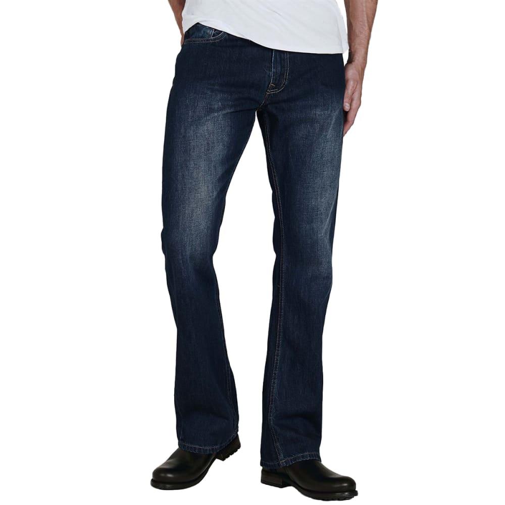 FIRETRAP Men's Tokyo Jeans - Boot Mid Wash