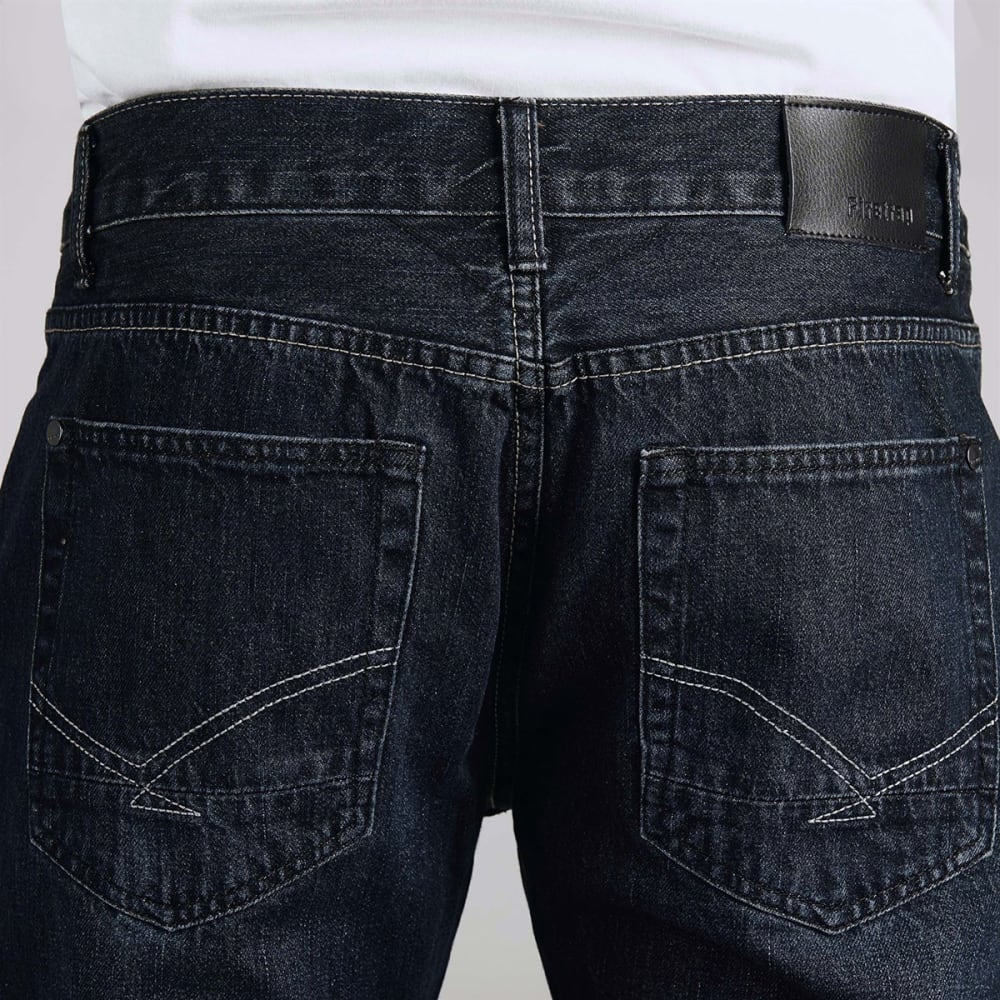 FIRETRAP Men's Tokyo Jeans - Boot Black wash