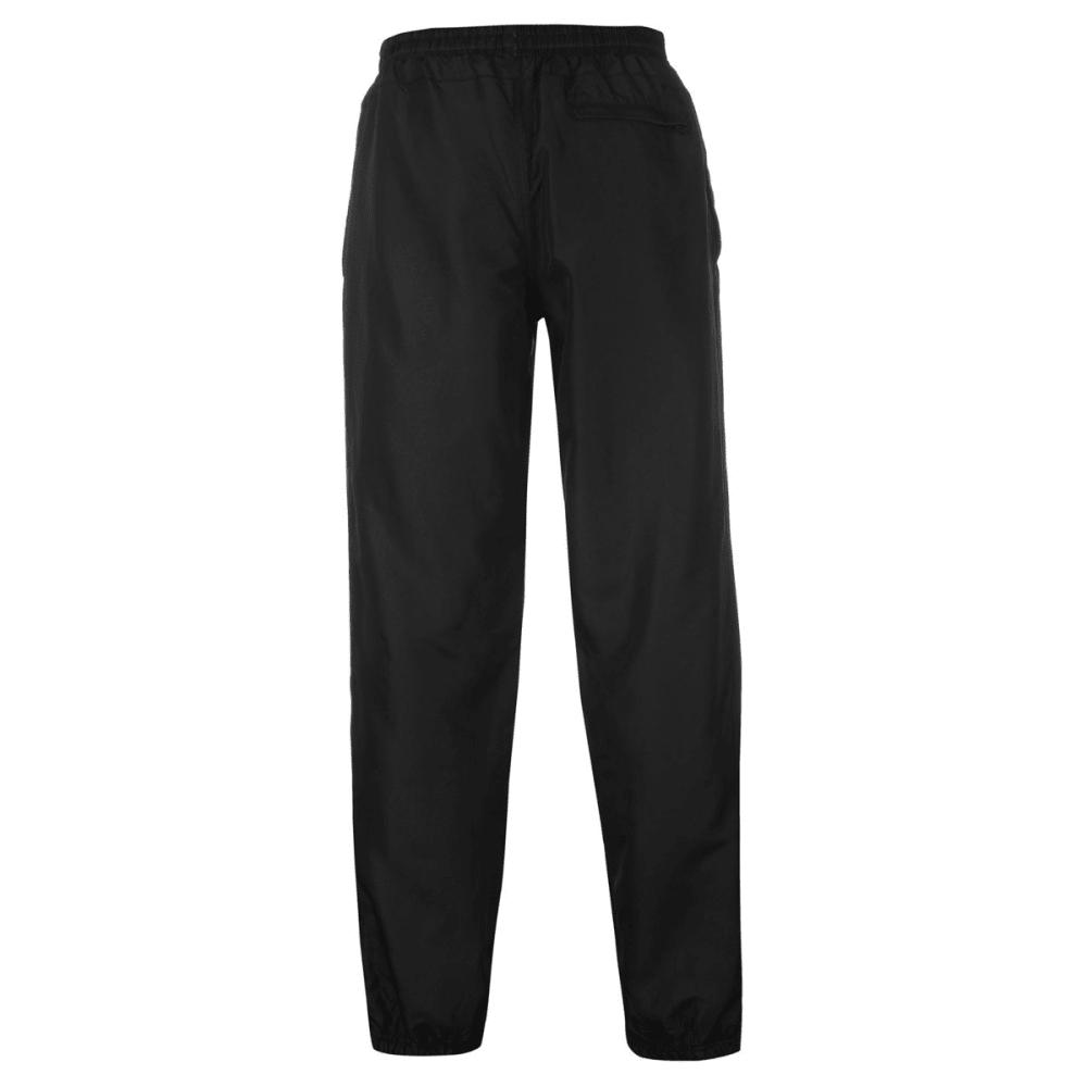 LONSDALE Men's Closed-Hem Woven Pants - BLACK