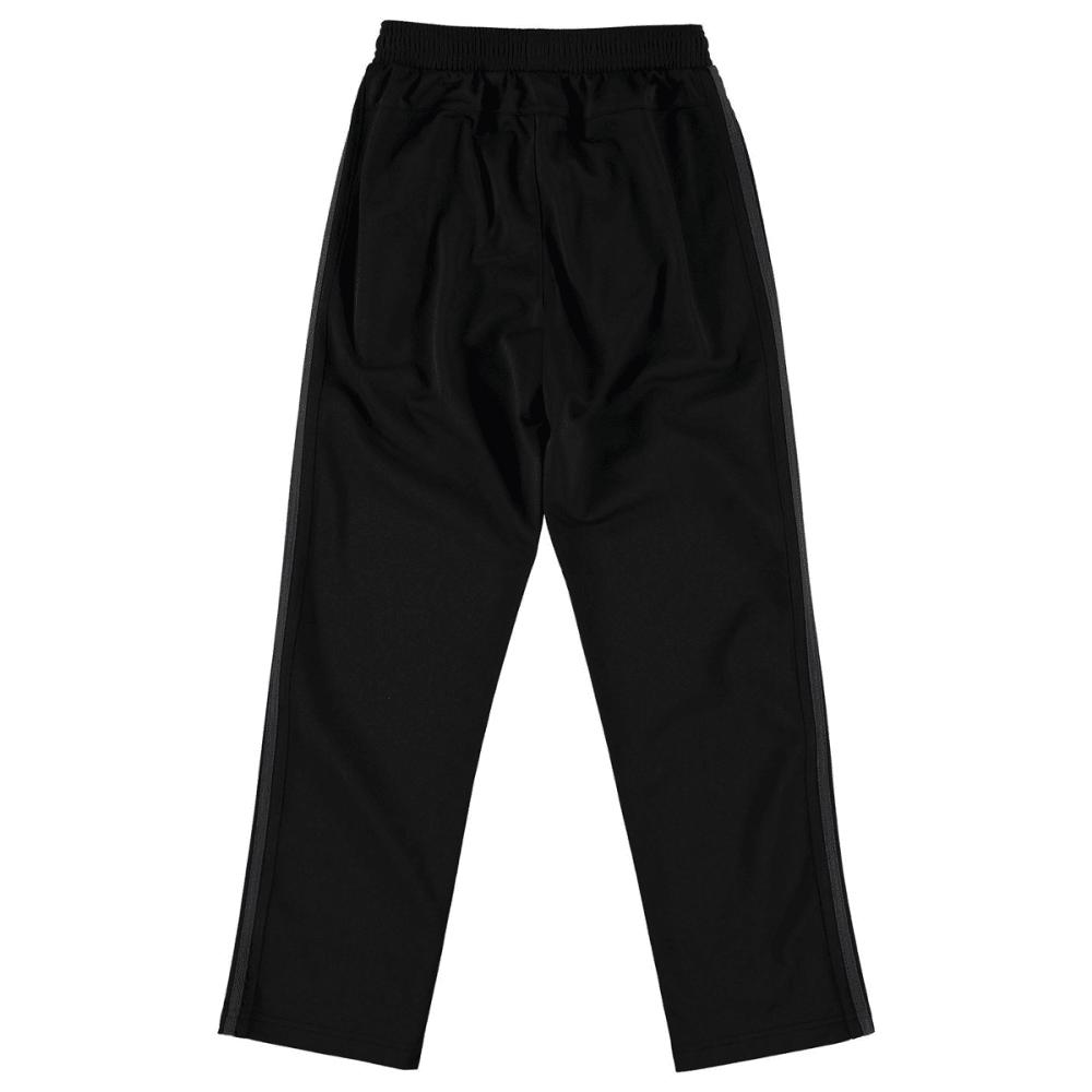 LONSDALE Boys' Track Pants - BLACK/CHARCOAL
