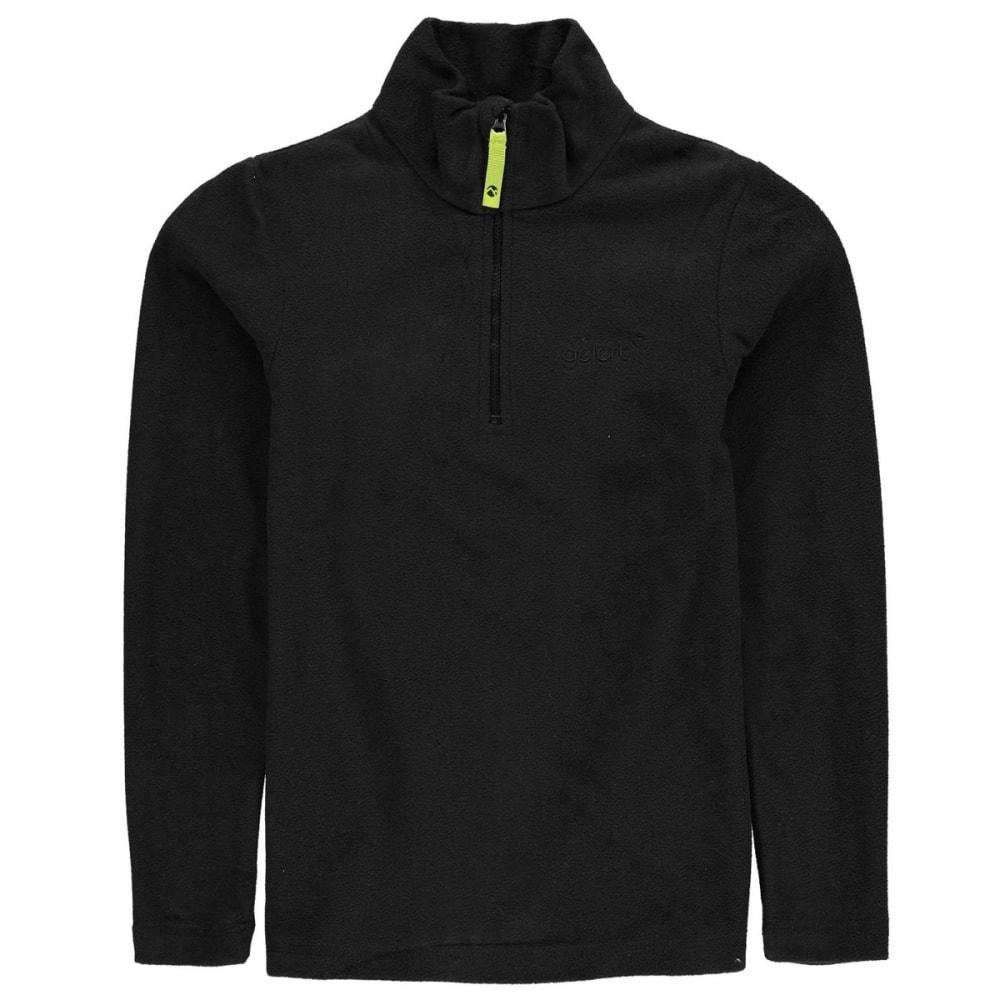 GELERT Boys' Atlantis Fleece 1/4 Zip Pullover 7-8X
