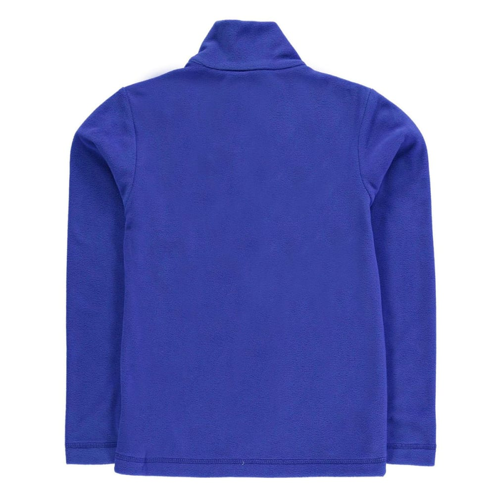 GELERT Boys' Atlantis Fleece 1/4 Zip Pullover - ROYAL BLUE