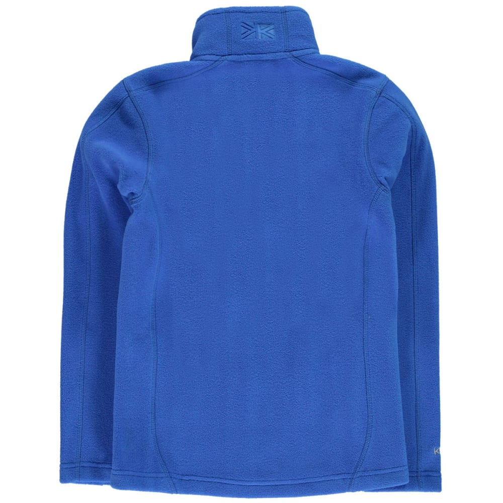 KARRIMOR Kids' Fleece Jacket - BLUE