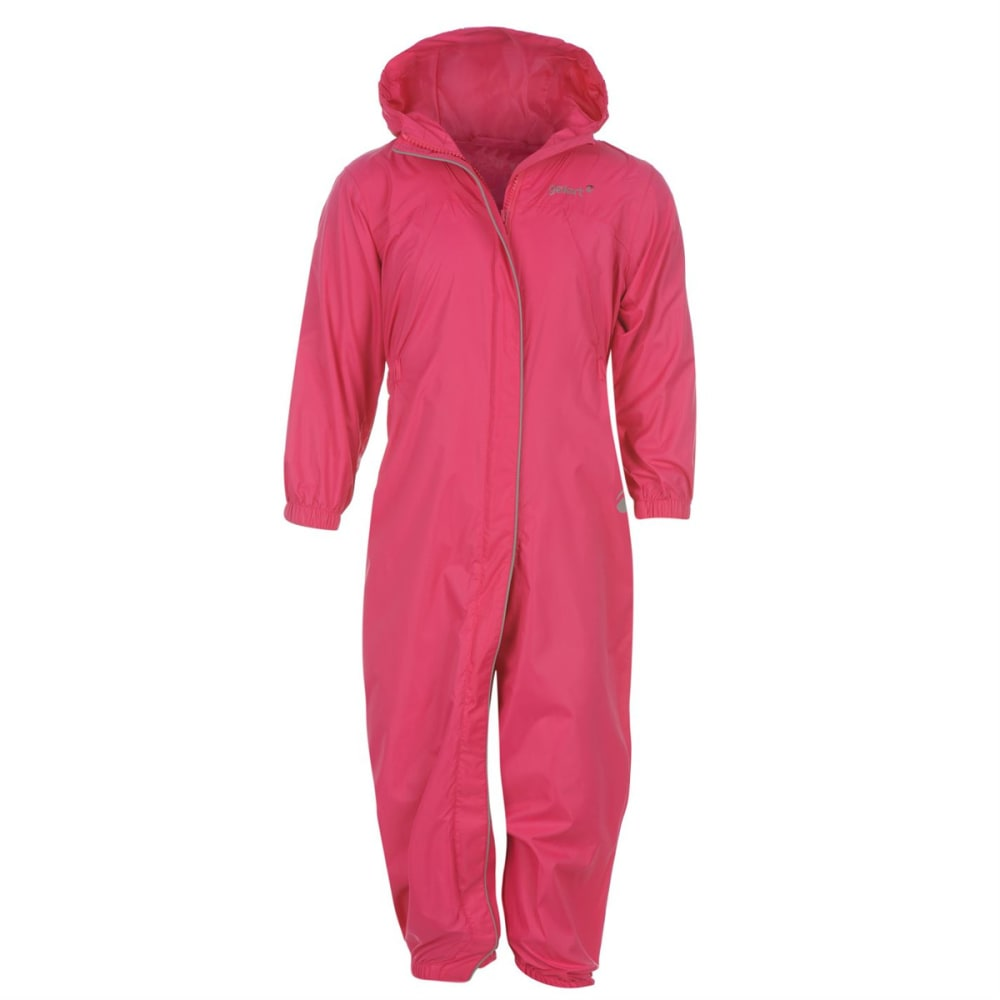 GELERT Toddler Boys' Waterproof Suit - PINK