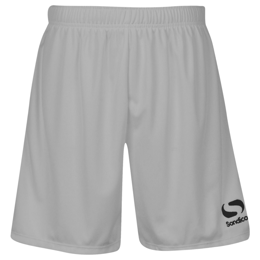 SONDICO Boys' Core Shorts - WHITE