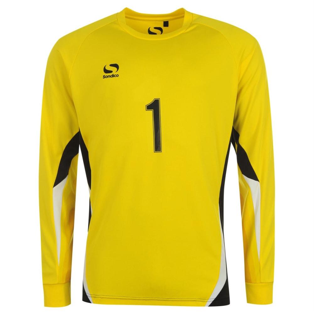 SONDICO Boys' Core Goalkeeper Long-Sleeve Shirt 9-10