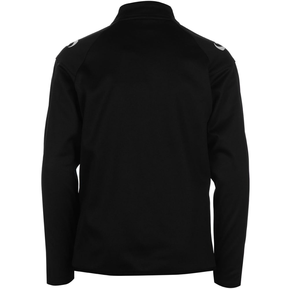 SONDICO Boys' Long-Sleeve Mid Layer Top - BLACK