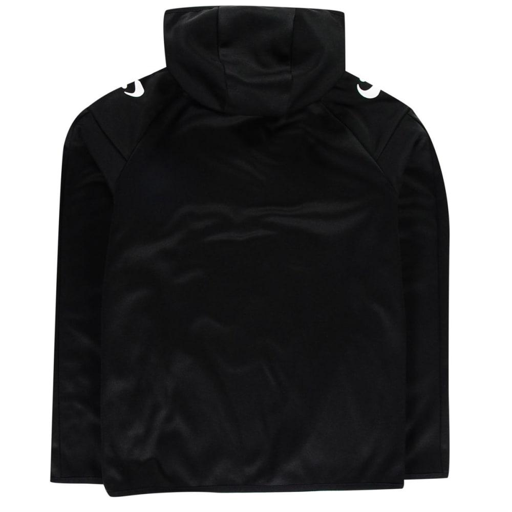 SONDICO Boys' Strike Pullover Hoodie - BLACK/WHITE