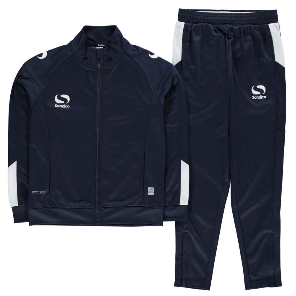 SONDICO Boys' Strike Track Suit - NAVY