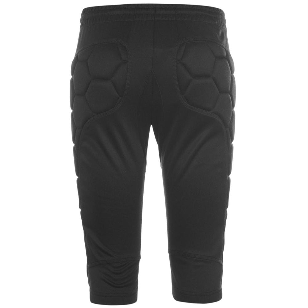SONDICO Boys' Keeper ¾-Length Pants - BLACK