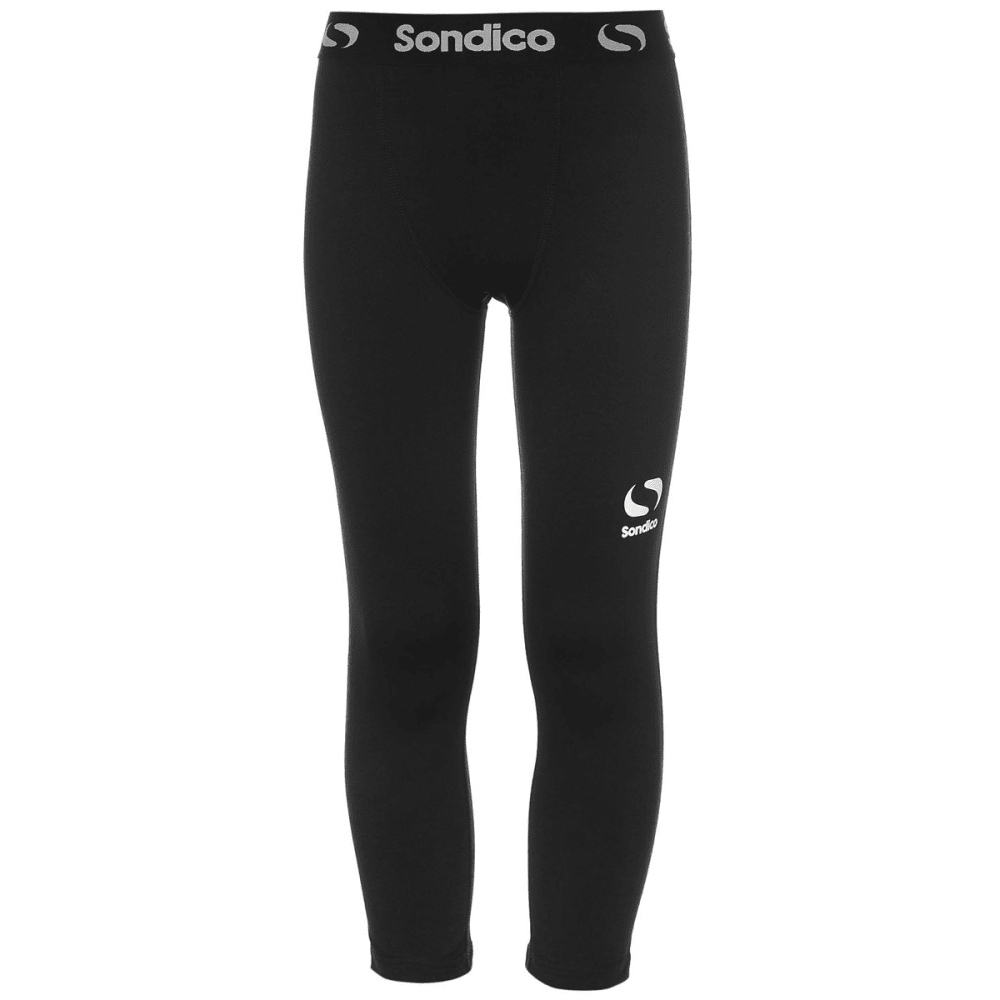 SONDICO Boys' Core Three-Quarter Tights 9-10