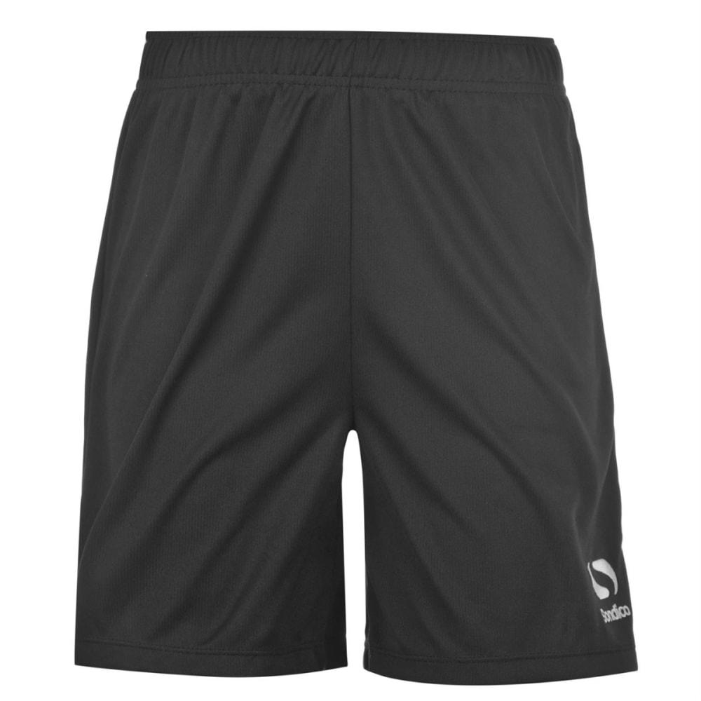 SONDICO Boys' Core Soccer Shorts - BLACK
