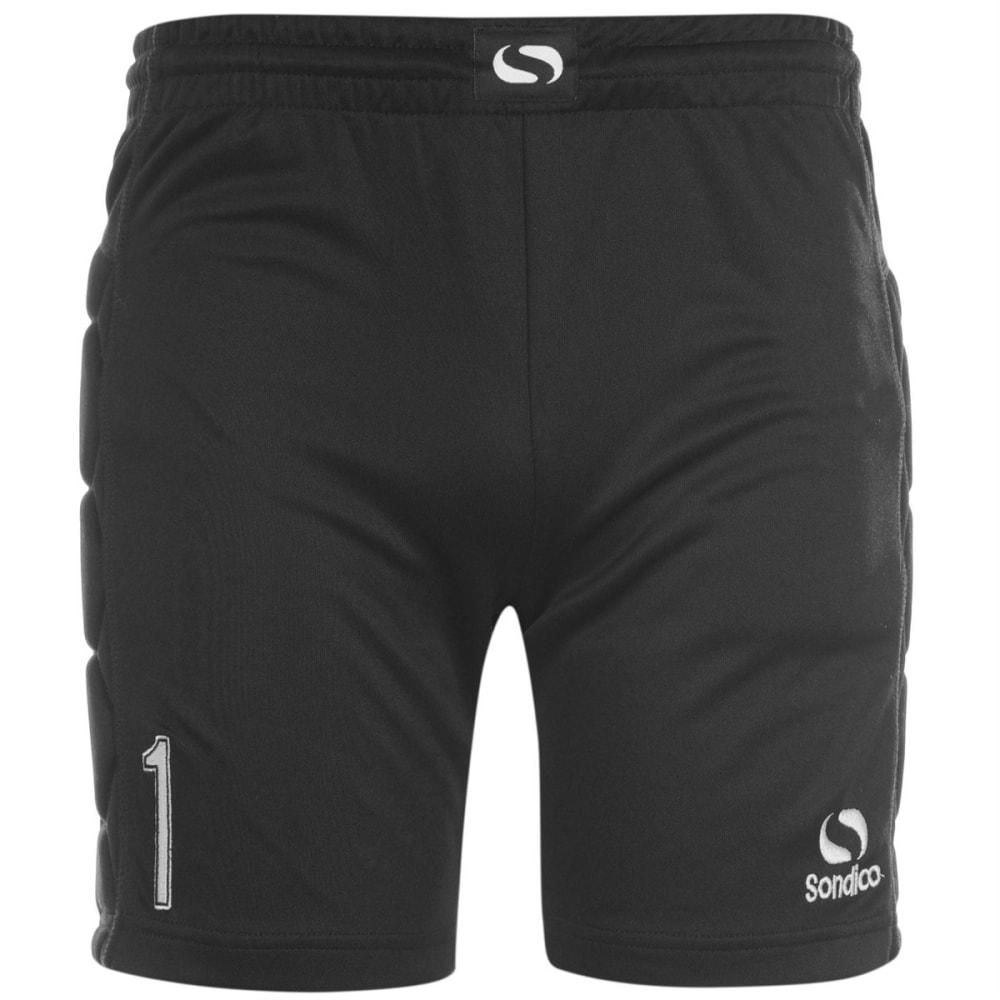 SONDICO Boys' Keeper Shorts - BLACK
