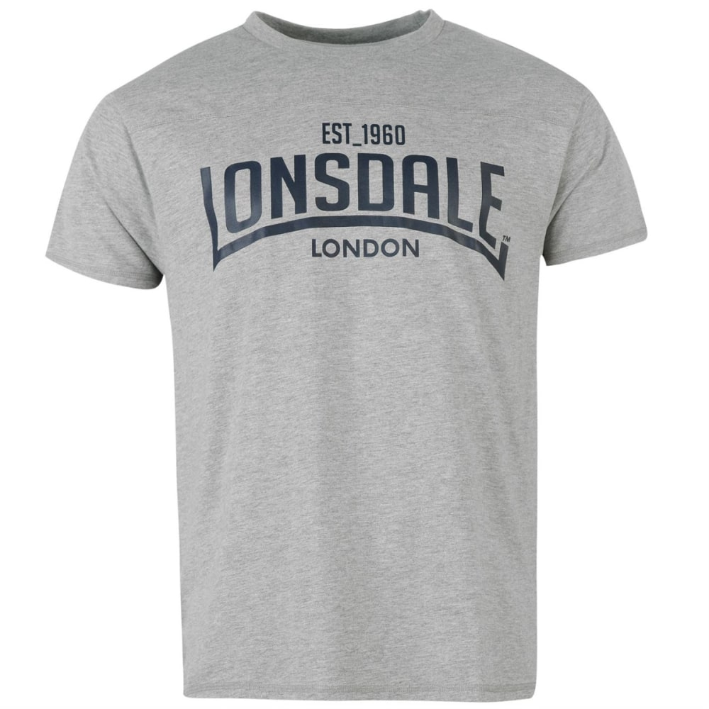 LONSDALE Men's Box Short-Sleeve Tee XS