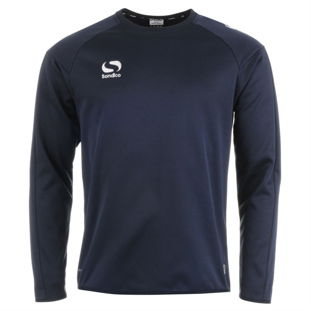 SONDICO Men's Strike Crew Long-Sleeve Pullover XXL