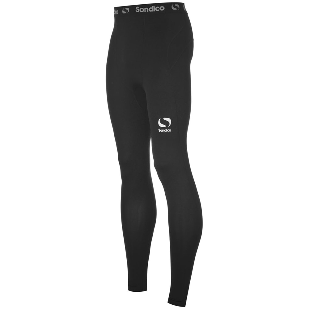 SONDICO Men's Core Tights - BLACK