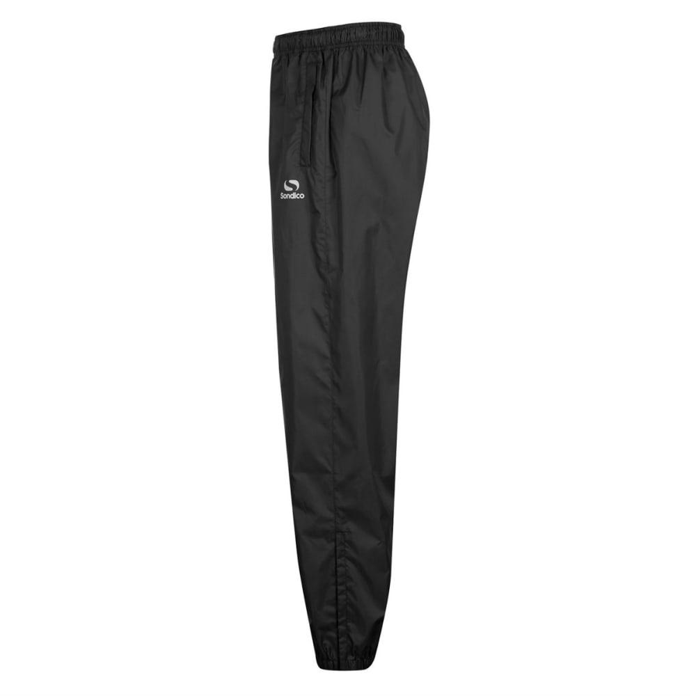 SONDICO Men's Rain Pants - BLACK