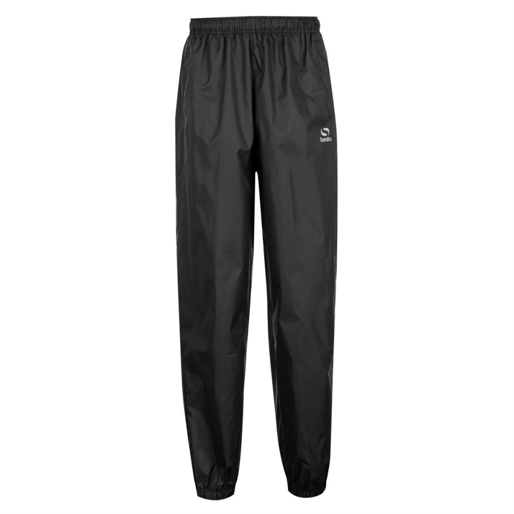 SONDICO Men's Rain Pants - BLACK